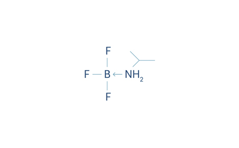 Formel-07_BF3-Isopropylamin-Komplex