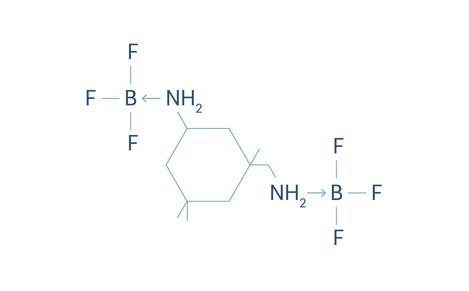 Formel-08_BF3-Isophorondiamin-Komplex in Methanol