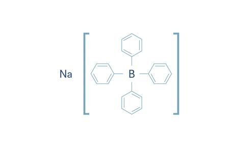 Formel-10_Natriumtetraphenylborat
