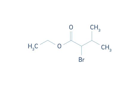 Formel-11_alpha-Bromisovaleriansaeureethylester