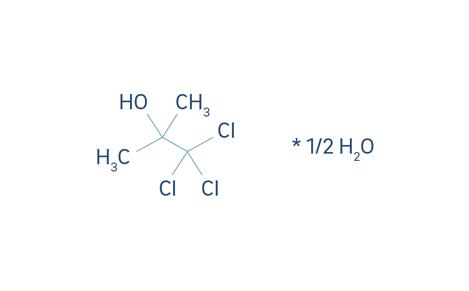 Formel-13_Chlorobutanol hemihydrat