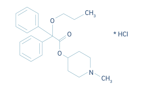 Formel-22_Propiverinhydrochlorid